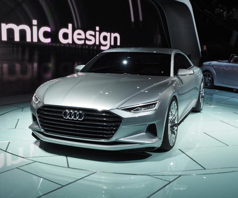 Cars Online 2015: 2017 A7 Overview