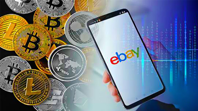 According to his PDG, eBay can add a cryptocurrency