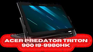 Acer Predator Triton 900 i9-9980HK