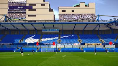 PES 2021 Stadium Stamford Bridge