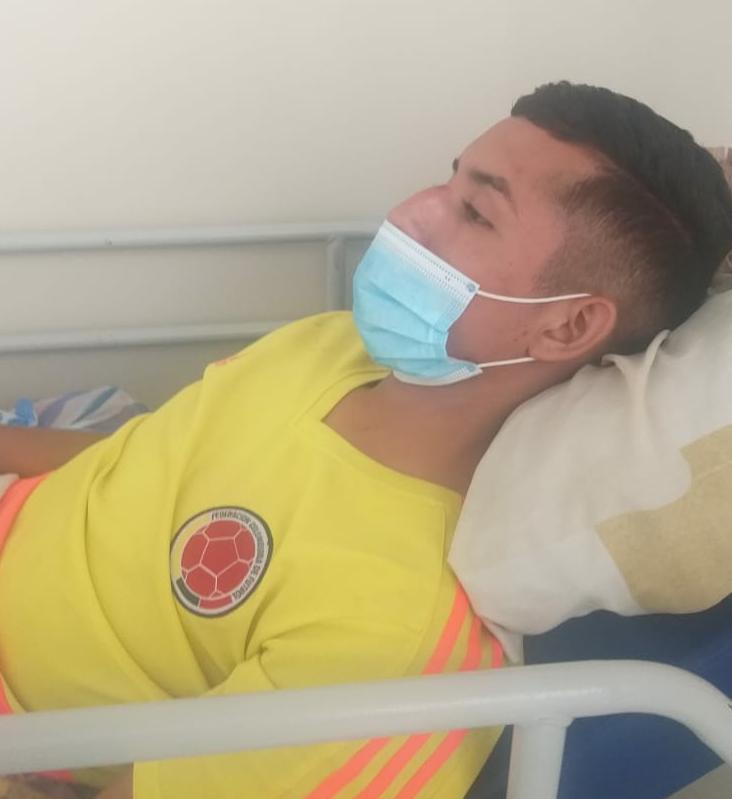 https://www.notasrosas.com/Capturado en Maicao, cuando era agredido por la comunidad, luego de hurtar una motocicleta