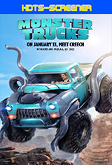 Monster Trucks (2017) HDTS-Screener
