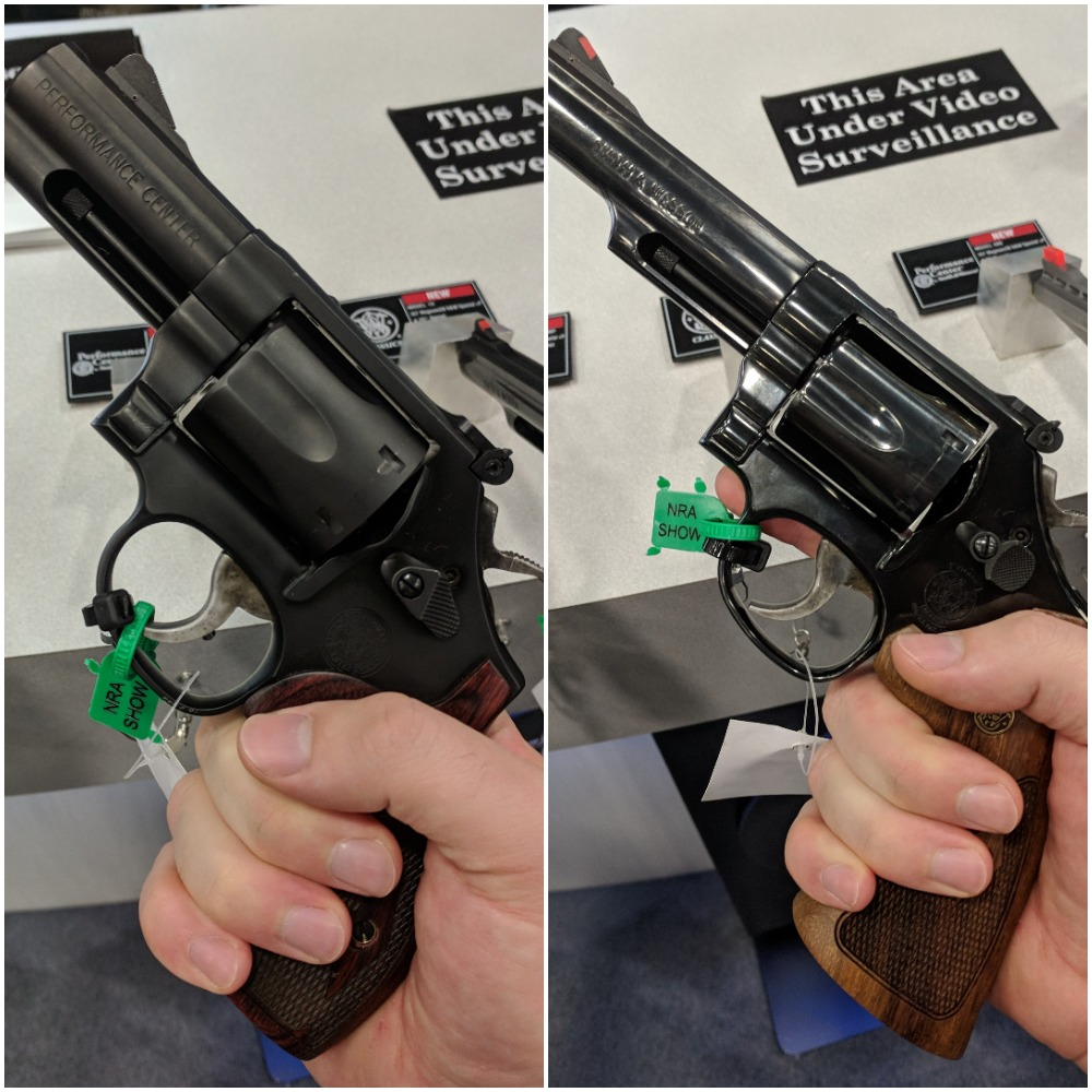 Revolvers Only: Revolvers of NRA Annual Meeting 2018 Part One