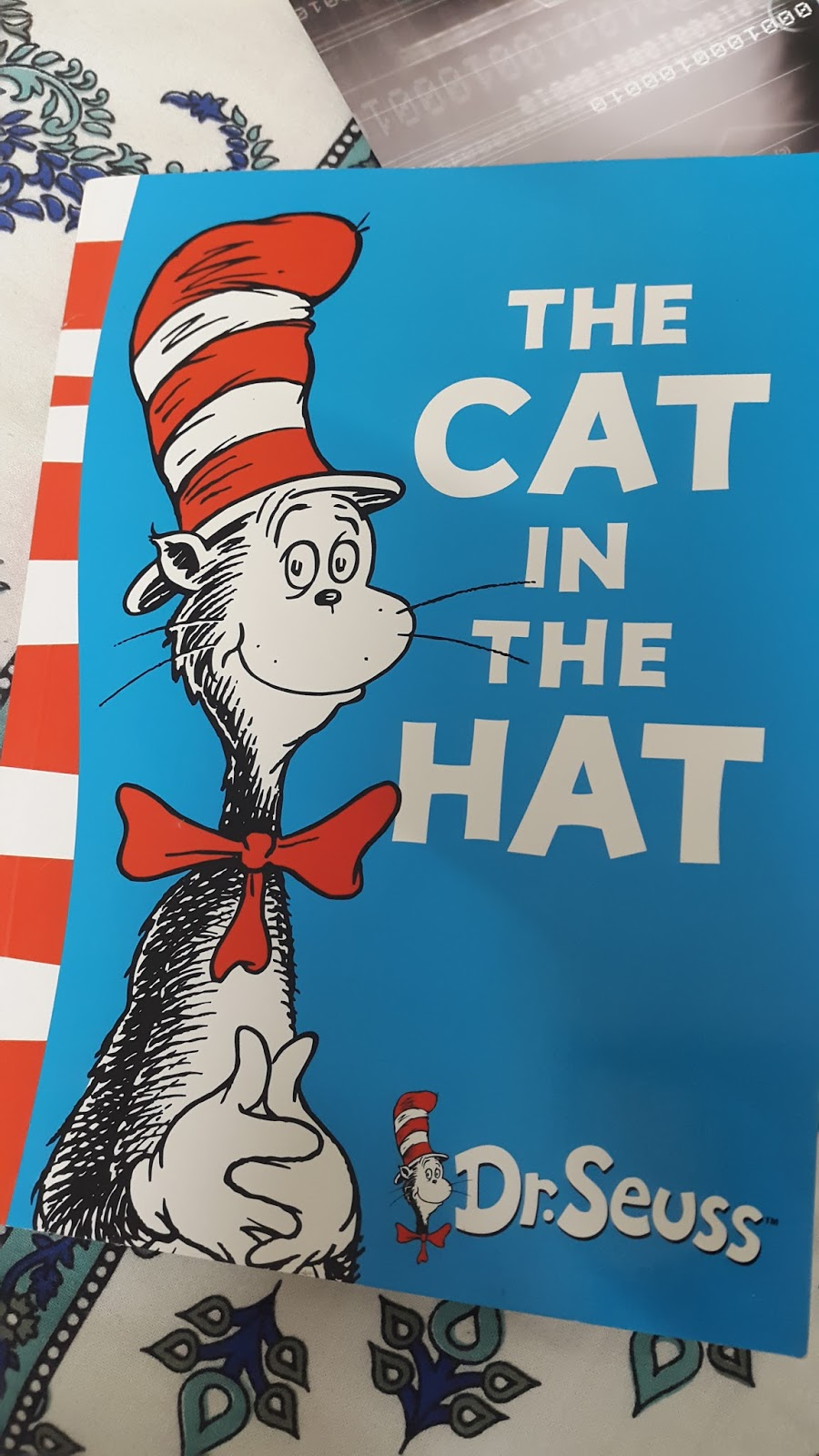 an analysis of dr seuss the cat in the hat Is dr seuss rolling in his grave yet much of the film is padded out by the comic business of mike myers' cat, in a deeply flawed role falling somewhere between a stand-up dying on stage or an alcoholic clown harassing kids at a birthday party.