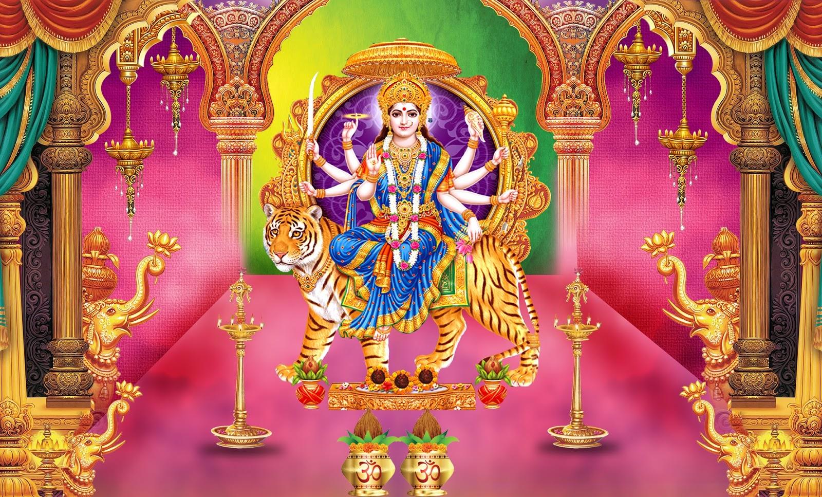 hindu lord durga mata hd photos and wallpapers free downloads