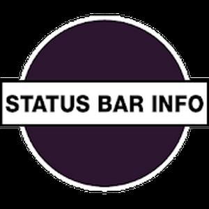 Status Bar Info v1.7.3 (Paid) APK
