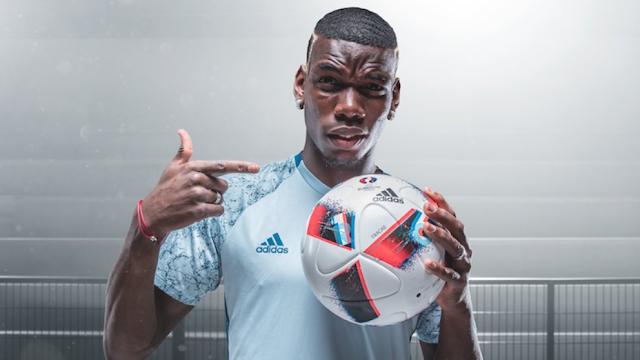 adidas presenta a Fracas, el nuevo balón de la #Euro2016