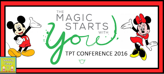 Getting TPT Conference Ready