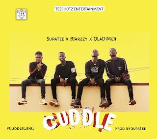 TeeShotz Ent - Cuddle ft. Supatee X BJarzzy X Oladimeji