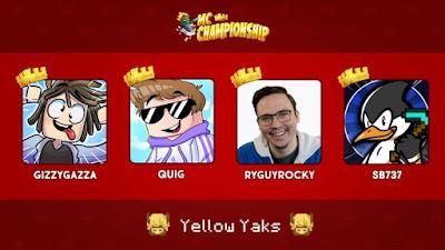 Yellow Yaks