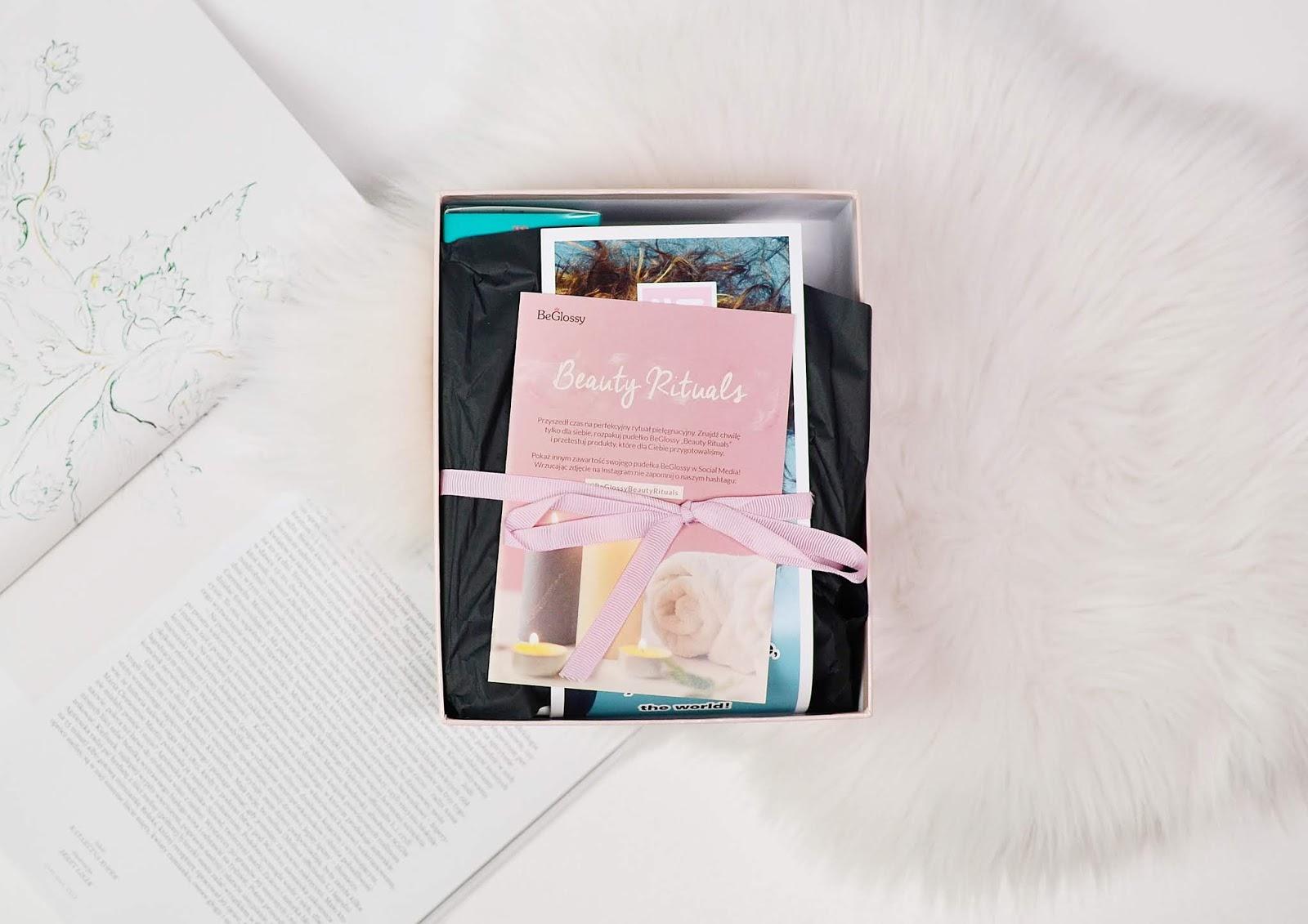 beGlossy beauty rituals październik 2018