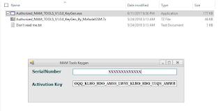 MAM Tool V1.8 Key Generator Free Download