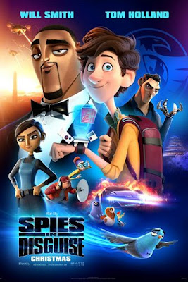 Spies in Disguise 2019 Watch Online | abcdmovie