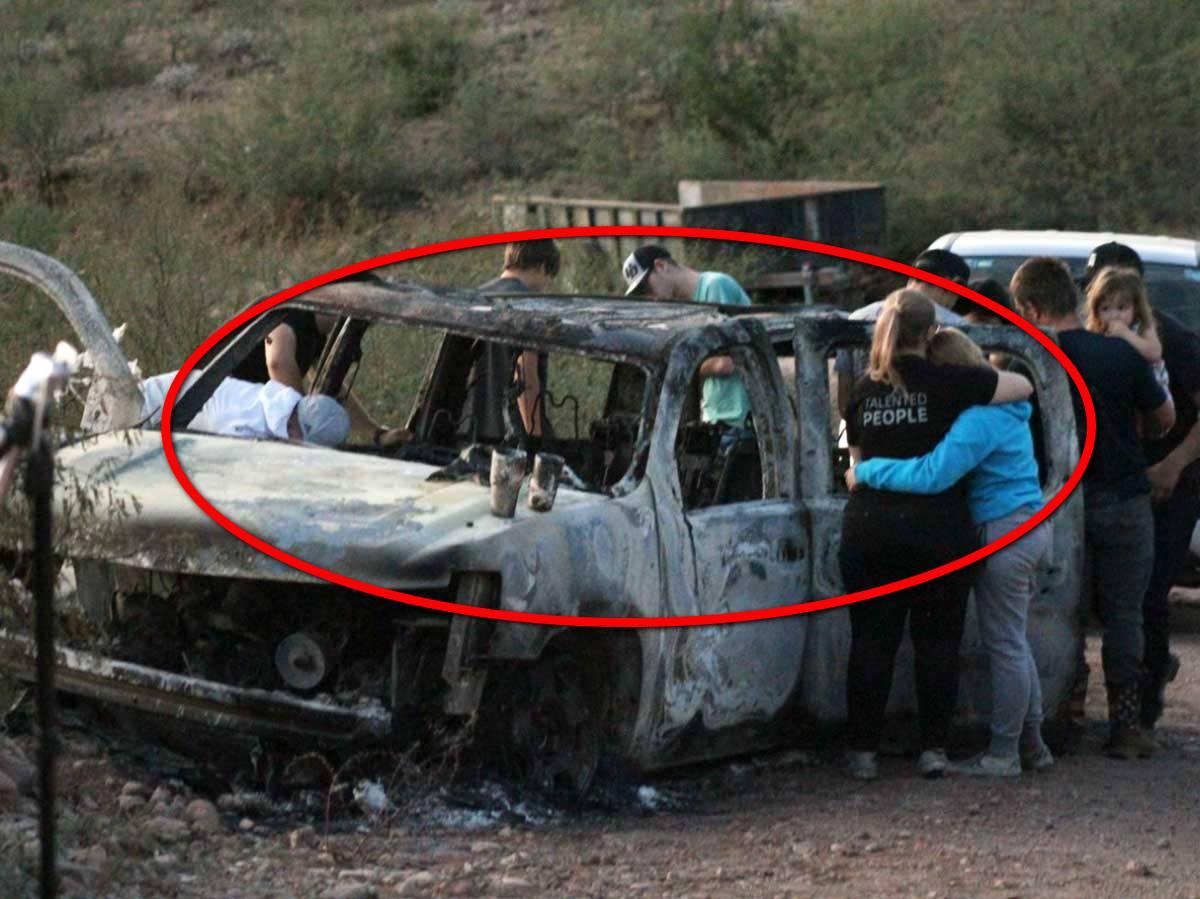 """Cae """"El Mayo"""" jefe de plaza de """"La Línea"""" célula ligada al Cártel de Juárez, implicado en el ataque a la familia LeBarón"""