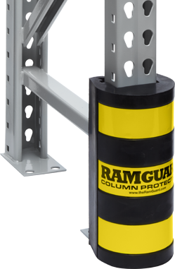 RAM Guard Industrial Pallet Rack Frame Protector