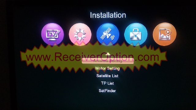 Gx6605s 5815 V4.1 Type HD Receiver  New update Software