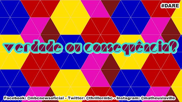 VERDADE OU CONSEQUÊNCIA 00 Disco95