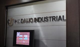 Lowongan Kerja di PT. Daijo Industrial - Operator Produksi