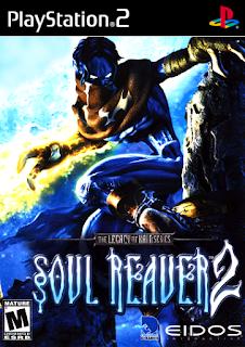 Legacy of Kain Soul Reaver 2 PS2 Torrent