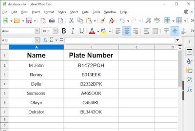 Cara Membaca File Excel Pada Matlab 2020b Per Kolom Cell