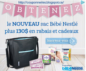 Coupon couche bebe