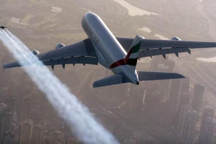 Kasus Penampakan Manusia Terbang yang Misterius