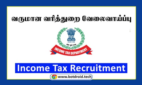 Income Tax Department Recruitment 2021: Apply for Inspector, Tax Assistant Vacancies