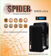 SPIDER M888 ultra