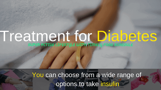 Treatment for Diabetes » Modern and Orthodox Treatments