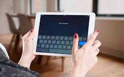 Cara Mengunci iPad Dengan Passcode atau Password