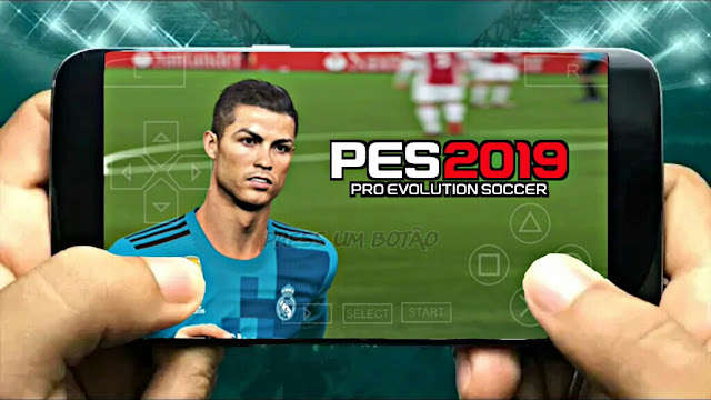 Download PES 2019 Android Offline 600 MB HD Graphics