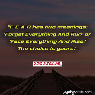 Life is Balance Quotes by Zig Ziglar, Aptly Points