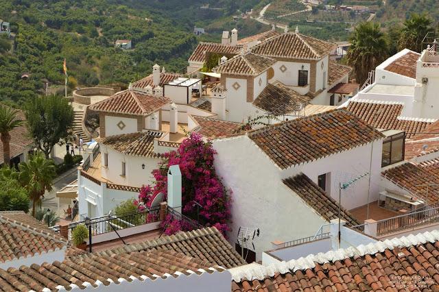 Frigiliana. Najpiękniejsza historyczna wioska morysków i czarnego złota