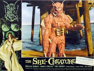 Lobby card - The She-Creature (1956)
