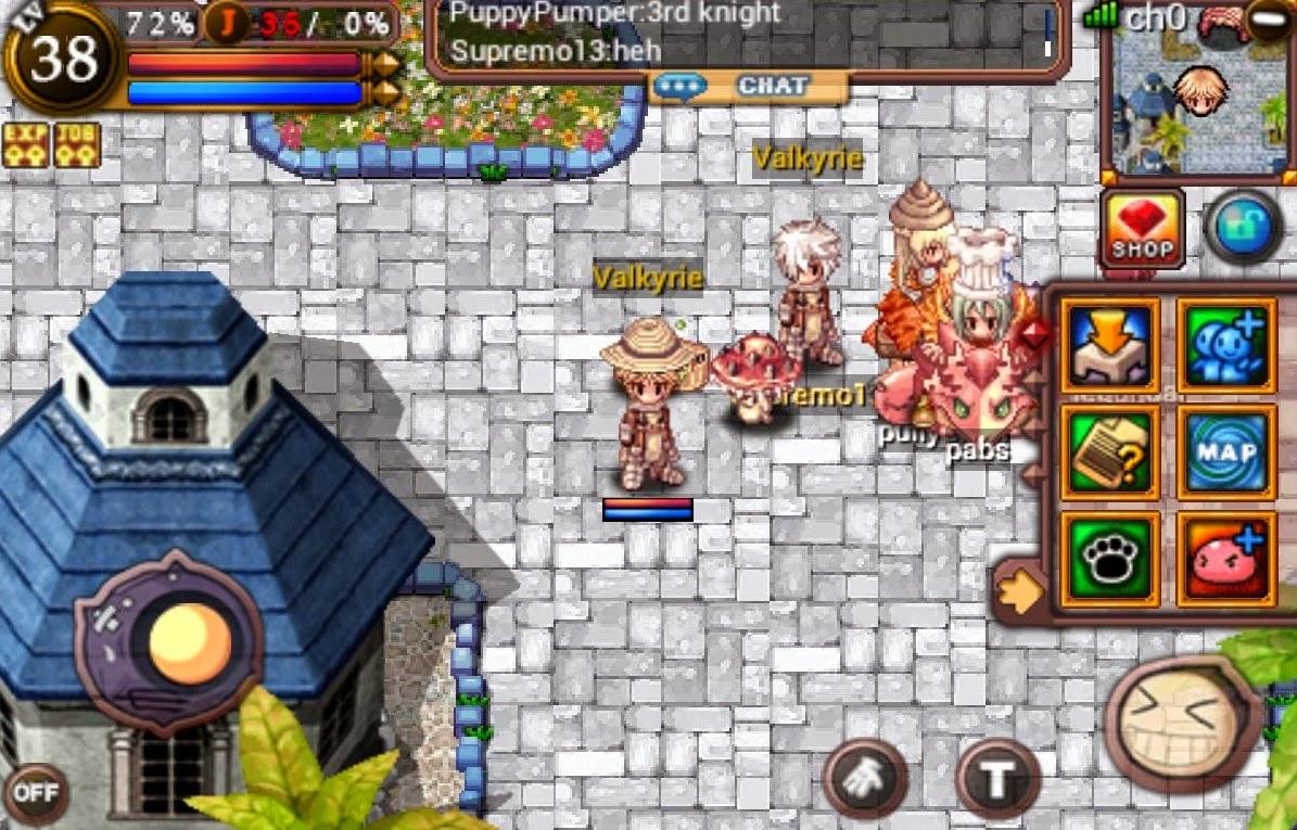 Game RPG Online Terbaik Untuk Android