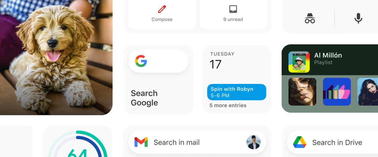 Come gli iPhone sono più utili con i nuovi widget di Google