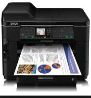 Epson WF-7525 Drivers Download