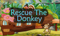 Top10NewGames - Top10 Rescue The Donkey