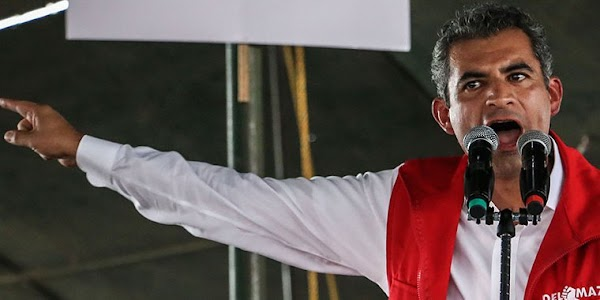 """""""El  """"Mesias"""" de AMLO prepara un enorme fraude electoral para 2018"""": Advierte Enrique Ocha"""