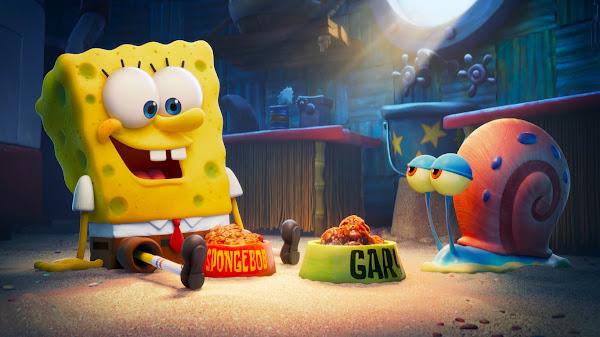 wallpaper spongebob 3d