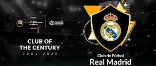 El Real Madrid mejor club del siglo XXI en los Globe Soccer Awards