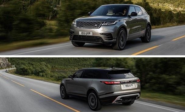 Range Rover Velar 2018 First Drive