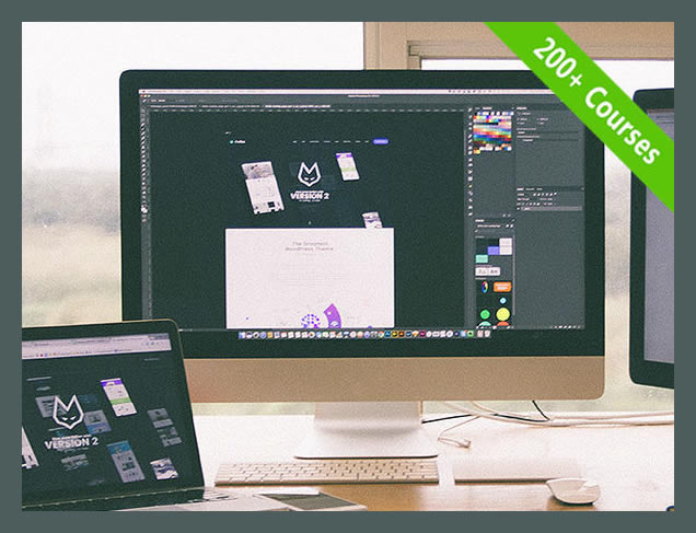 eduCBA Design & Multimedia Lifetime Subscription Course Bundle