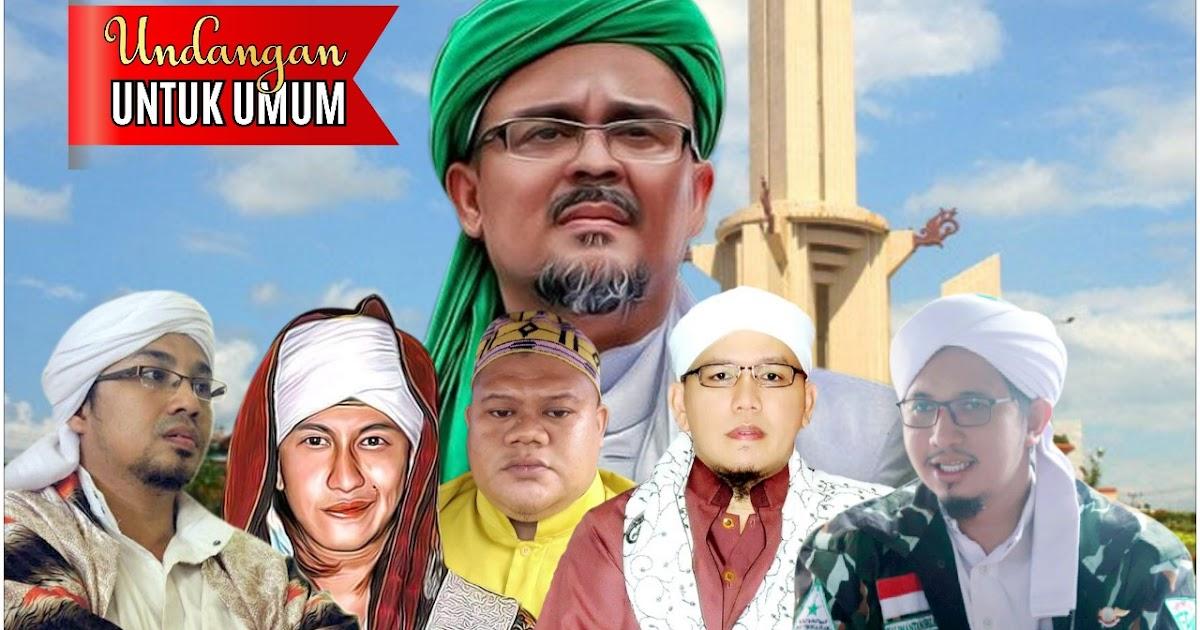 Banjarbaru Kota Idaman Allah Rasulullah Saw Mozaik Harokah Fpi
