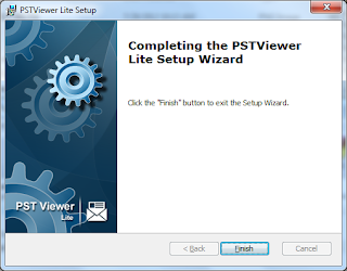 Installation of Eml Viewer Lite is completed.