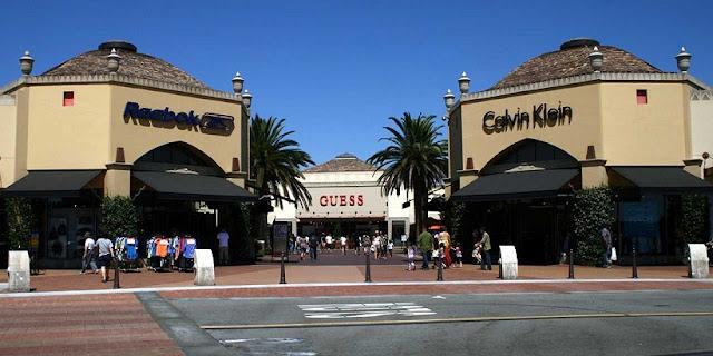 Outlets para comprar sapatos em San Francisco