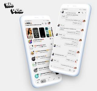 Simple 7 Theme For YOWhatsApp & Delta WhatsApp By Reh