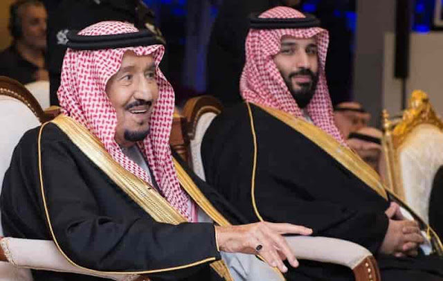 KING SALMAN & CROWN PRINCE CONGRATULATES INDIAN PM ON HIS VICTORY