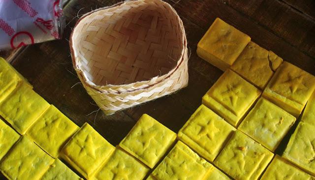 Makanan Khas Kota Kediri Tahu Kuning Mengandung Antioksidan Tangkal Corona