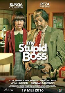 Download Film My Stupid Boss (2016) Full Movie HD